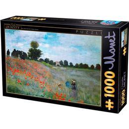 Dtoys Poppies 1000 Pieces