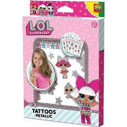 SES Creative L.O.L. Tattoos Metallic