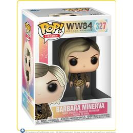 Funko Pop! Movies Wonder Woman Barbara Minerva