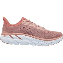 Hoka One One Clifton 7 W - Misty Rose/Cameo Brown