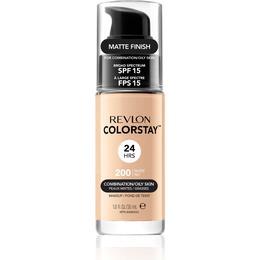 Revlon ColorStay Makeup Combination/Oily Skin SPF15 #200 Nude
