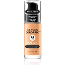 Revlon ColorStay Makeup Combination/Oily Skin SPF15 #520 Cocoa