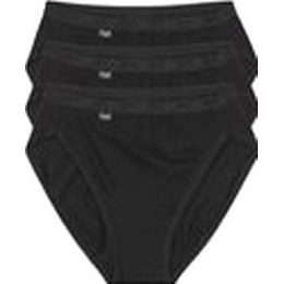 Sloggi Basic + Tai Brief 3-pack - Black