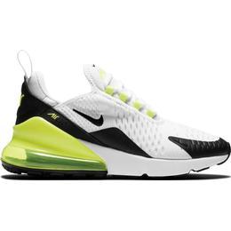 Nike Air Max 270 GS - White/Black/Volt