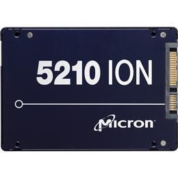 """Micron 5210 ION 2.5"""" 3.84TB"""