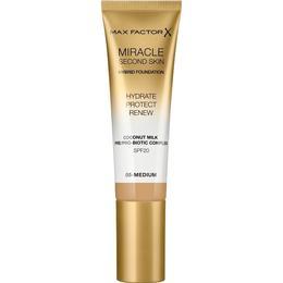 Max Factor Miracle Second Skin Foundation SPF20 #05 Medium