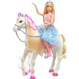Barbie Princess Adventure Prance & Shimmer Horse GML79