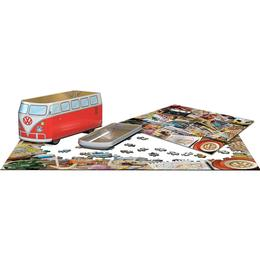 Eurographics VW Road Trips 550 Pieces