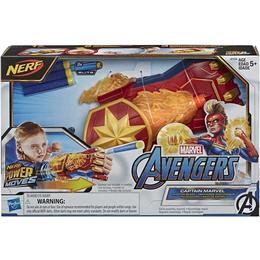 Hasbro NERF Power Moves Marvel Avengers Captain Marvel Photon Blast