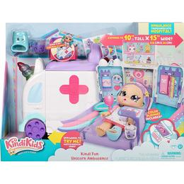 Moose Kindi Kids Fun Unicorn Ambulance