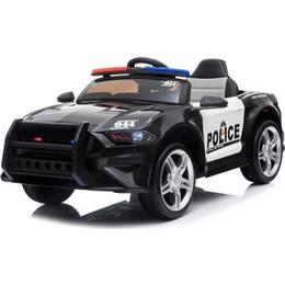 PlayFun Electric Police Car for Children 12V