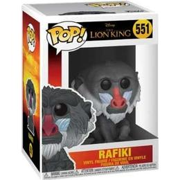 Funko Pop! Disney The Lion King 2019 Rafiki