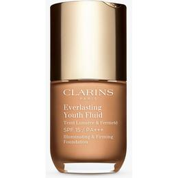 Clarins Everlasting Youth Fluid SPF15 PA+++ #108.5 Cashew