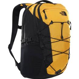 The North Face Borealis Backpack - Summit Gold Ripstop/TNF Black