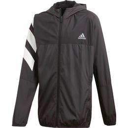 Adidas XFG Must Haves Windbreaker - Black/White (FL2807)