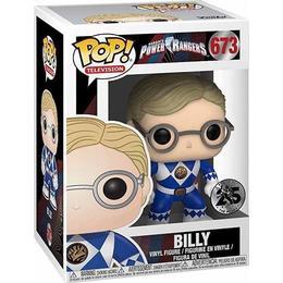 Funko Pop! Television Power Rangers Blue Ranger Billy