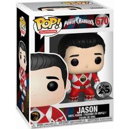 Funko Pop! Television Power Rangers Red Ranger Jason