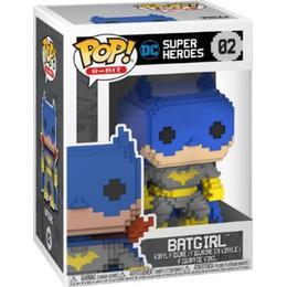 Funko Pop! 8-Bit DC Super Heroes Batgirl