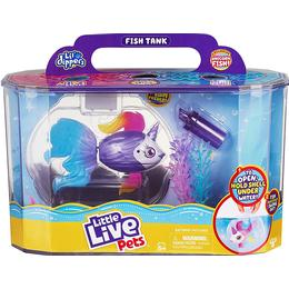 Moose Little Live Pets Lil Dippers Fish Tank