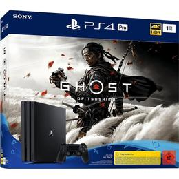 Sony PlayStation 4 Pro 1TB - Ghost of Tsushima