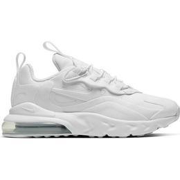 Nike Air Max 270 RT PS - White/Metallic Silver/White/White