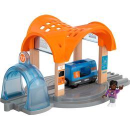 Brio Smart Tech Sound Action Tunnel Station 33973