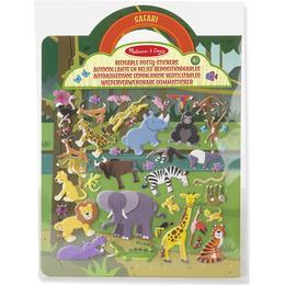 Melissa & Doug Puffy Sticker Play Set Safari