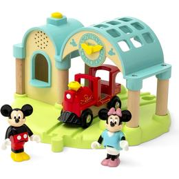 Brio Mickey Mouse Record & Play Station 32270