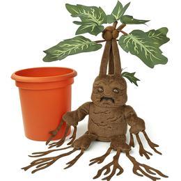 Noble Collection Mandrake Collector Interactive Plush