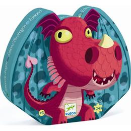 Djeco Dragon Edmund 24 Pieces