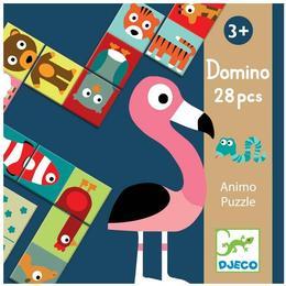 Djeco Domino Animo Puzzle 28 Pieces