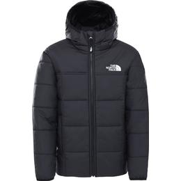 The North Face Boy's Reversible Perrito Jacket - TNF Black (NF0A4TJG)