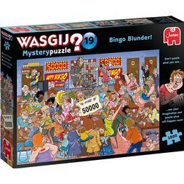 Jumbo Wasgij? Mystery 19 Bingo Blunder! 1000 Pieces