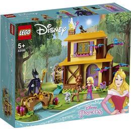 Lego Disney Aurora's Forest Cottage 43188