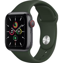 Apple Watch SE Cellular 40mm Aluminium Case with Sport Band
