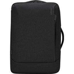 "Targus Cypress Convertible Backpack 15.6"" - Black"