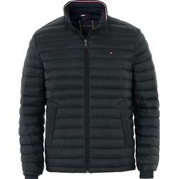 Tommy Hilfiger Core Packable Down Jacket - Jet Black