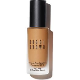 Bobbi Brown Skin Long-Wear Weightless Foundation SPF15 #4.75 Golden Natural