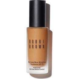 Bobbi Brown Skin Long-Wear Weightless Foundation SPF15 #4.5 Warm Natural