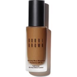 Bobbi Brown Skin Long-Wear Weightless Foundation SPF15 #6.75 Golden Almond