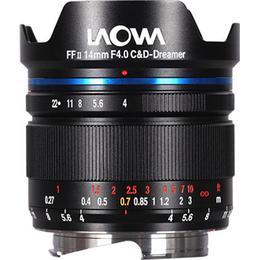 Laowa 14mm F4 FF RL Zero-D Canon RF