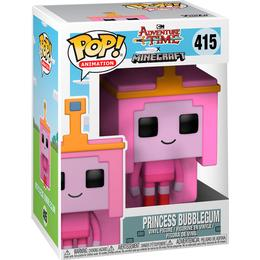 Funko Pop! Television Adventure Time Minecraft Princess Bubblegum