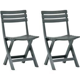 vidaXL 48789 2-pack Garden Dining Chair