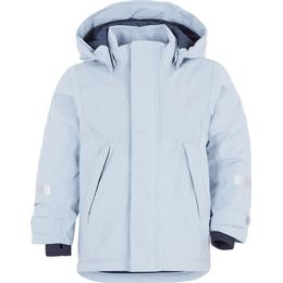 Didriksons Caspian Kid's Jacket - Cloud Blue (503411-385)