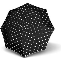 Knirps T.010 Pocket Umbrella Dot Art Black (9530104901)