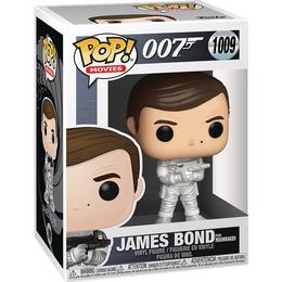 Funko Pop! Movies James Bond No Time To Die Roger Moore Moonraker