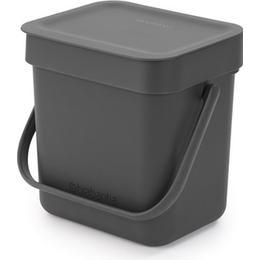 Brabantia Sort & Go Waste Bin 3L