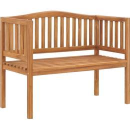 vidaXL 49358 120x53cm Garden Bench