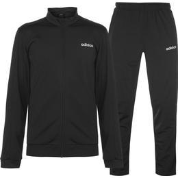 Adidas Essentials Basics Tracksuit Men - Black
