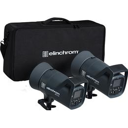 Elinchrom ELC 500/500 TTL To Go Set